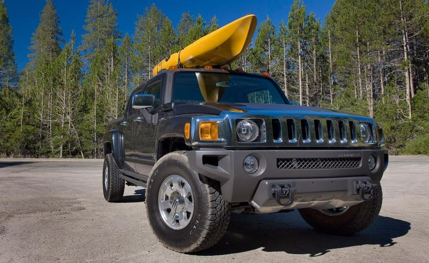 2009 Hummer H3T - Slide 1