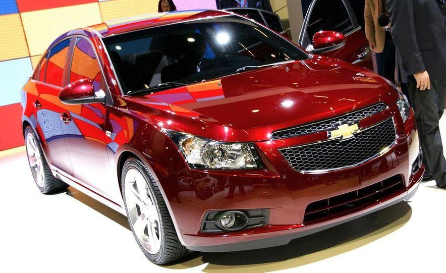 2011 Chevrolet Cruze - Slide 7