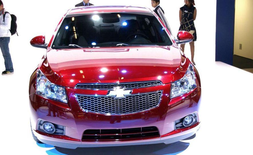 2011 Chevrolet Cruze - Slide 11