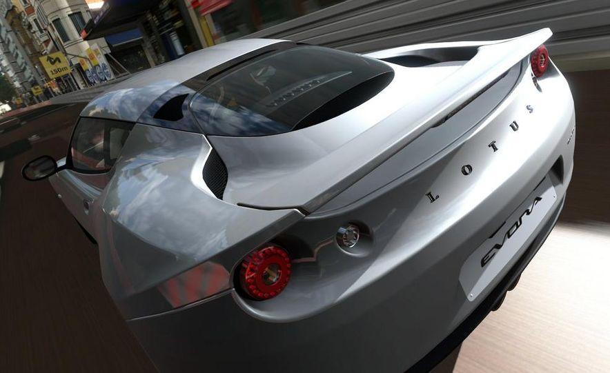 2010 Lotus Evora - Slide 2