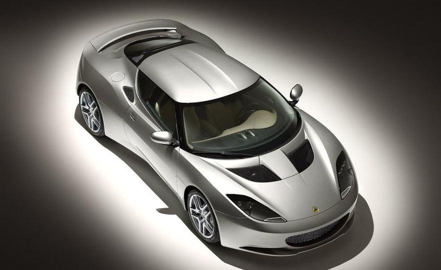 2010 Lotus Evora - Slide 5