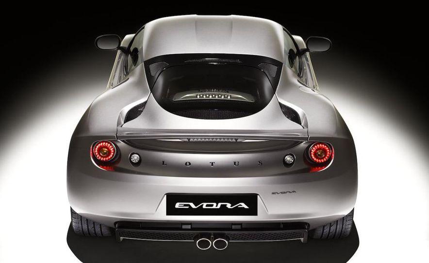 2010 Lotus Evora - Slide 8