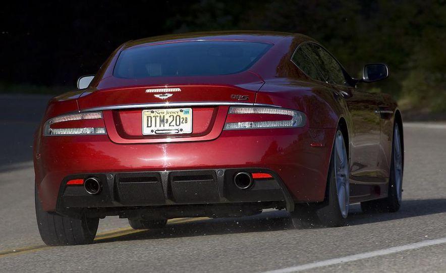 2008 Aston Martin DBS - Slide 1