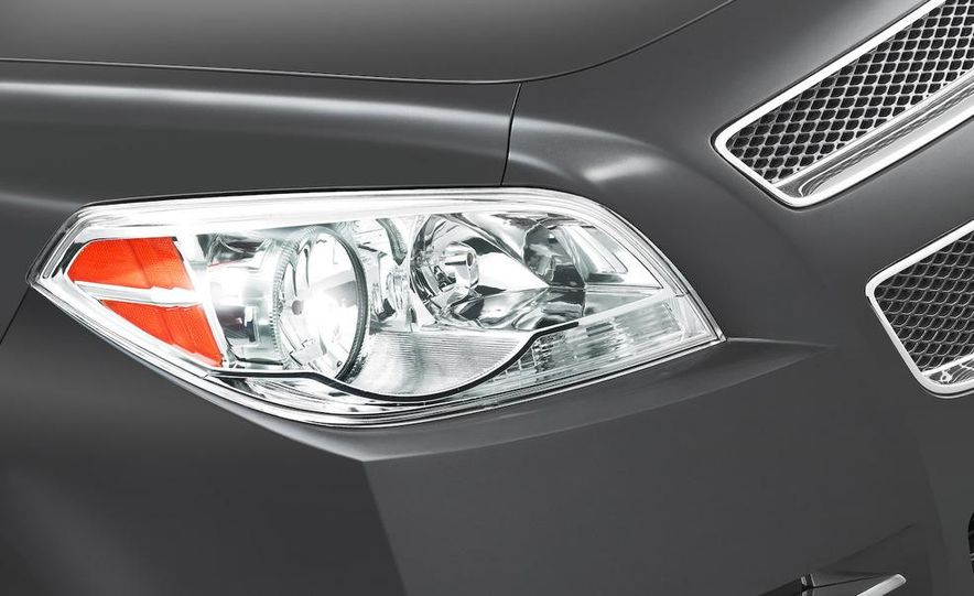 2008 Chevrolet Malibu LTZ - Slide 15