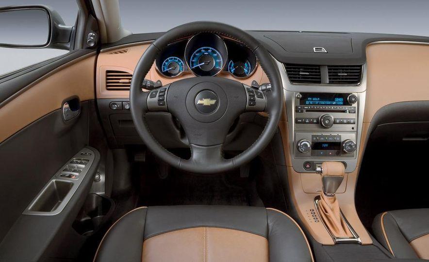 2008 Chevrolet Malibu LTZ - Slide 9