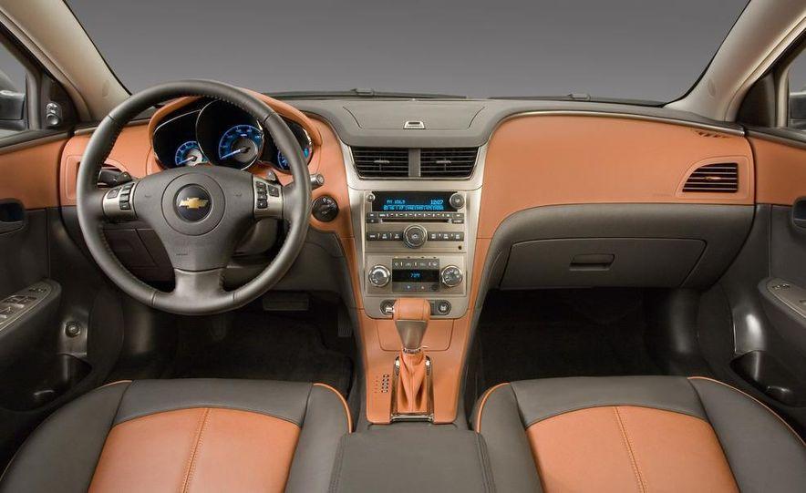 2008 Chevrolet Malibu LTZ - Slide 10