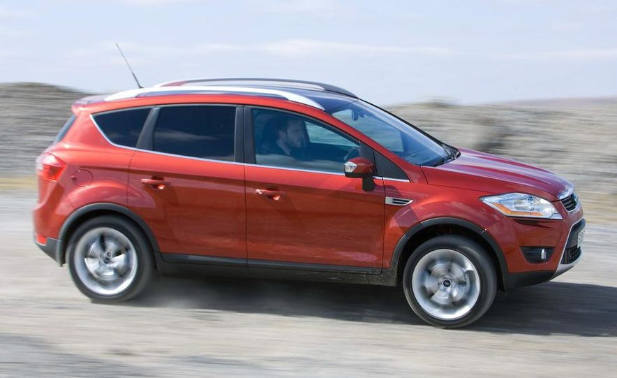 2009 Ford Kuga 2.0 TDCi (Not sold in the U.S.) - Slide 1
