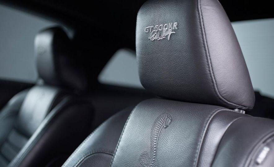 2010 Ford Mustang badge - Slide 9