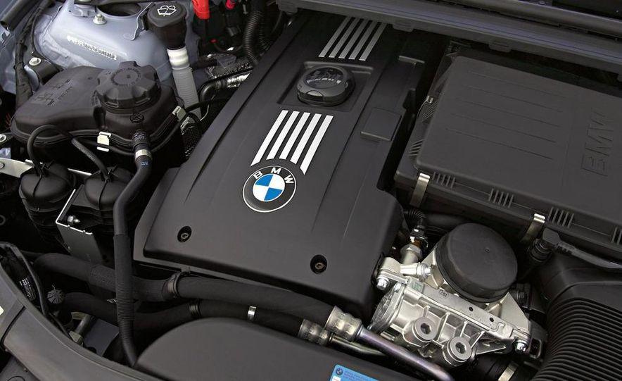 2009 BMW 3-series sedan - Slide 50