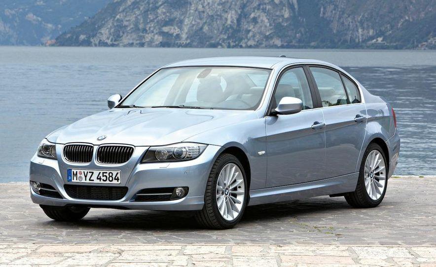 2009 BMW 3-series sedan - Slide 19