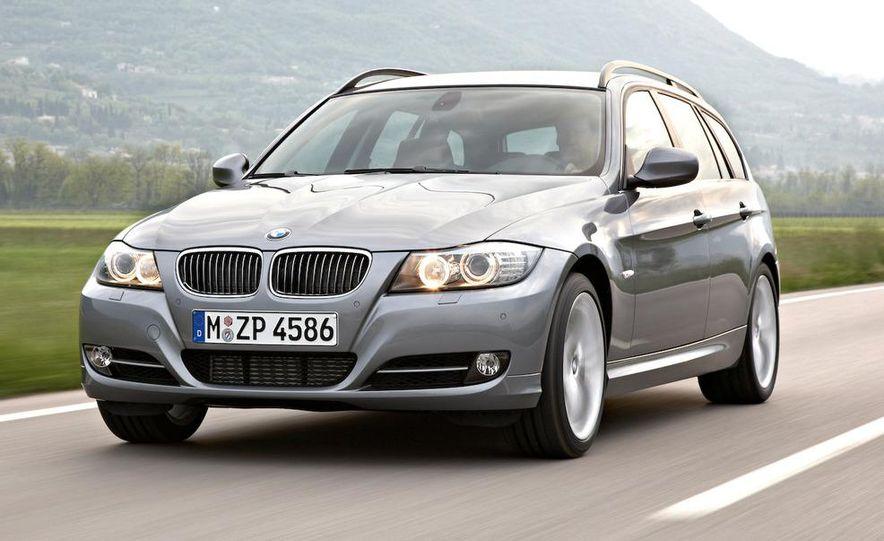 2009 BMW 3-series sedan - Slide 27