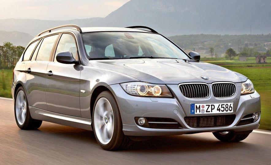 2009 BMW 3-series sedan - Slide 28