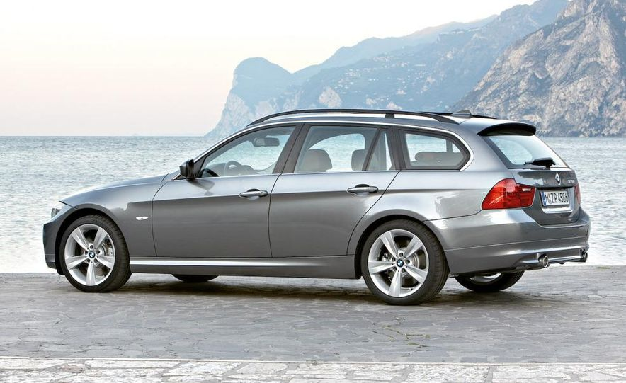 2009 BMW 3-series sedan - Slide 36