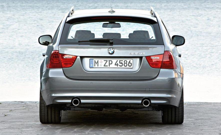 2009 BMW 3-series sedan - Slide 31