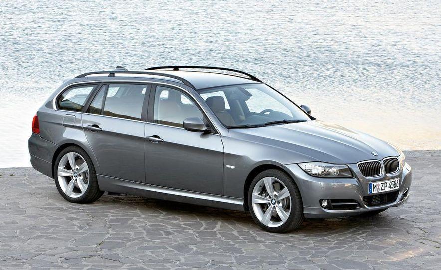 2009 BMW 3-series sedan - Slide 32