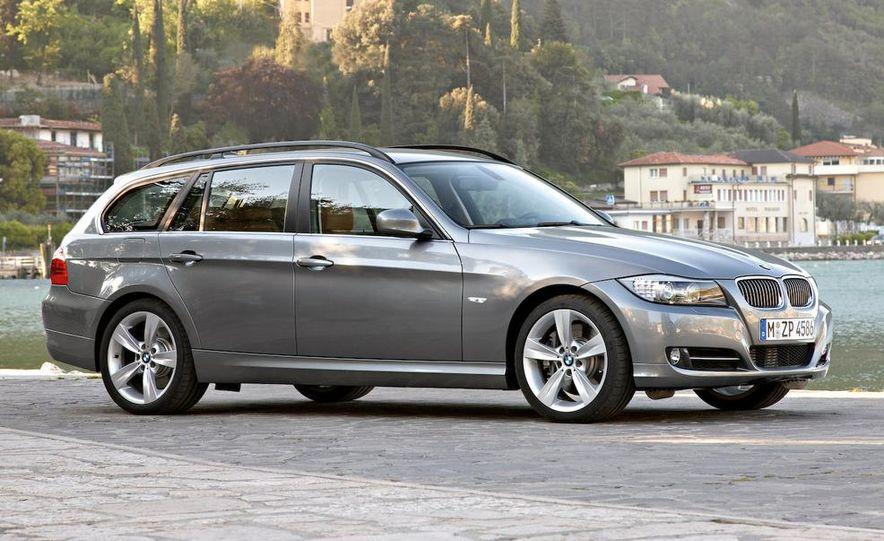 2009 BMW 3-series sedan - Slide 33