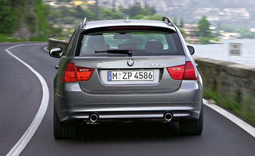 2009 BMW 3-series sedan - Slide 34