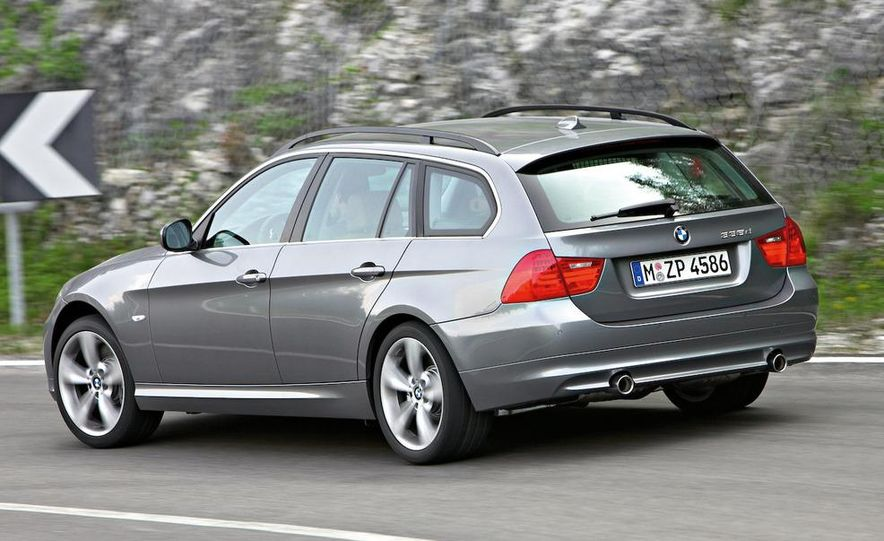 2009 BMW 3-series sedan - Slide 24