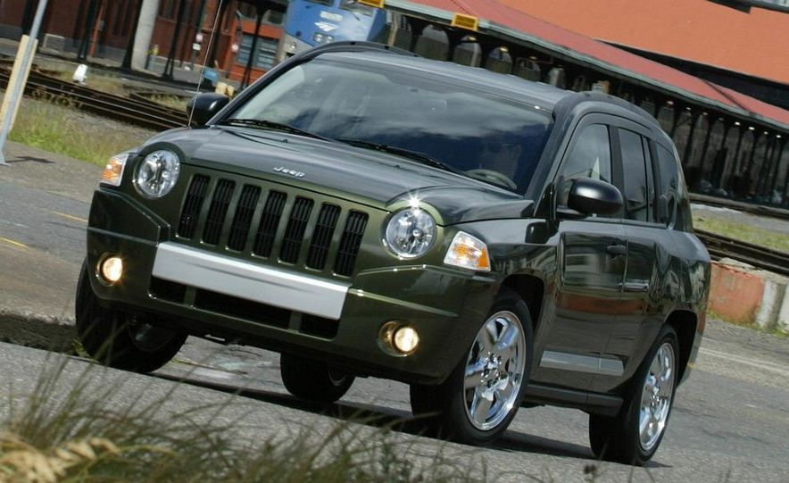 2009 Jeep Patriot - Slide 12