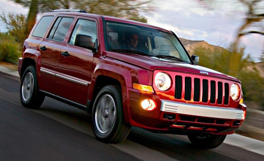 2009 Jeep Patriot - Slide 1