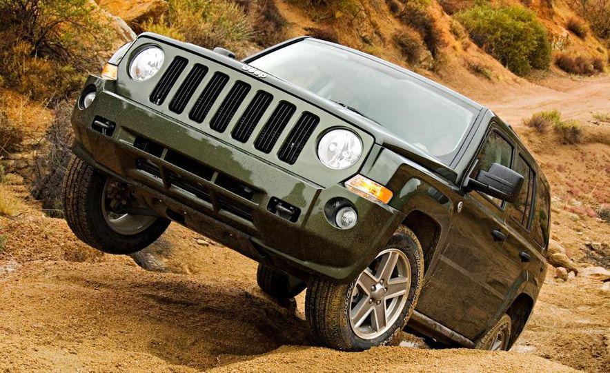 2009 Jeep Patriot - Slide 2