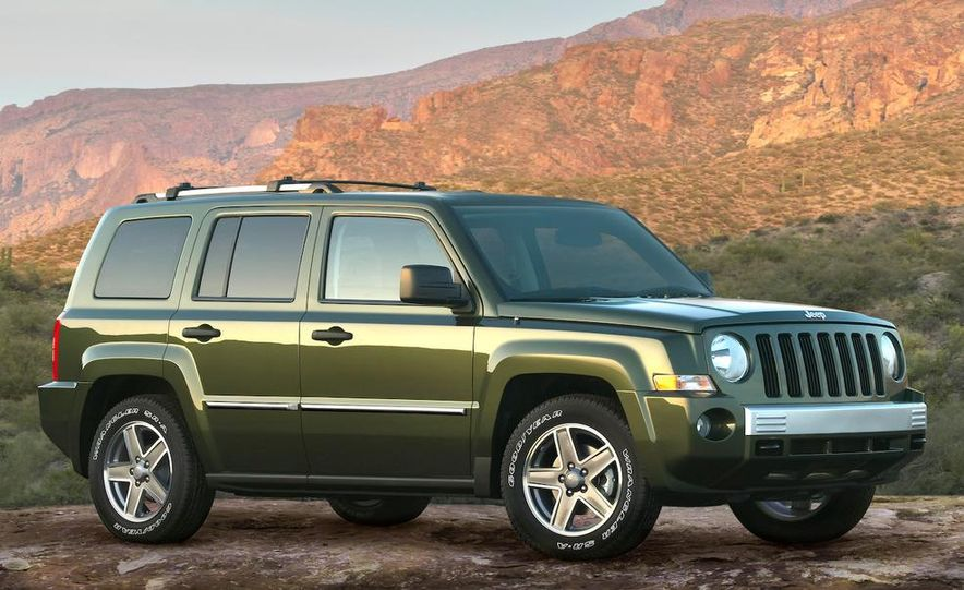 2009 Jeep Patriot - Slide 4