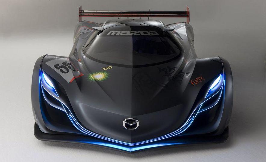 Mazda Kiyora / Mazda 1 concept - Slide 22