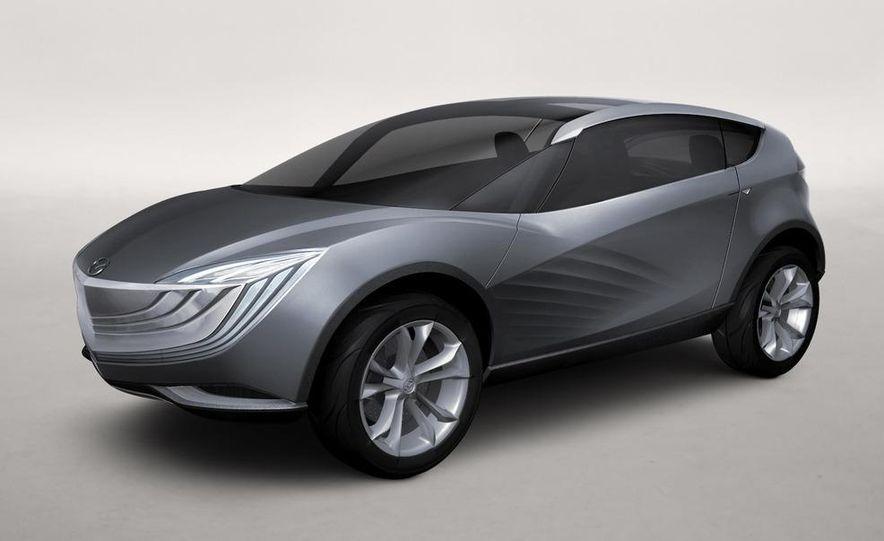 Mazda Kiyora / Mazda 1 concept - Slide 41