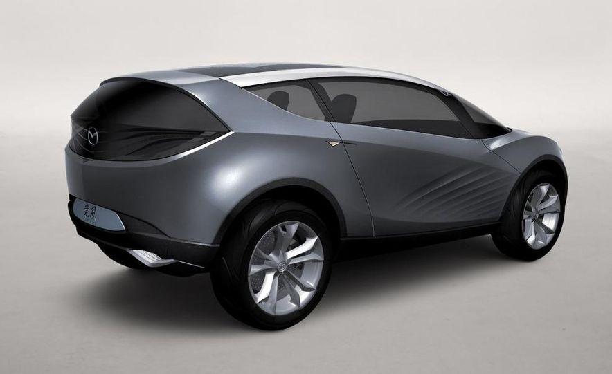 Mazda Kiyora / Mazda 1 concept - Slide 42