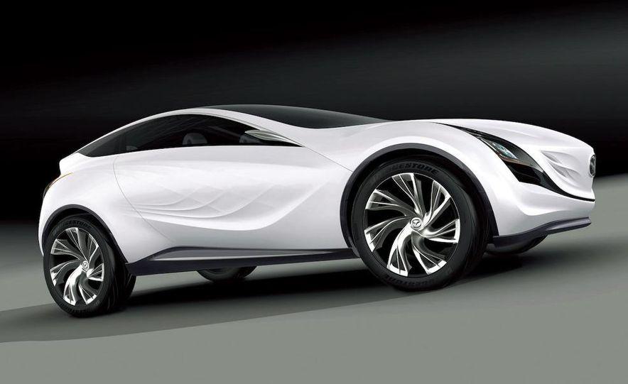Mazda Kiyora / Mazda 1 concept - Slide 39