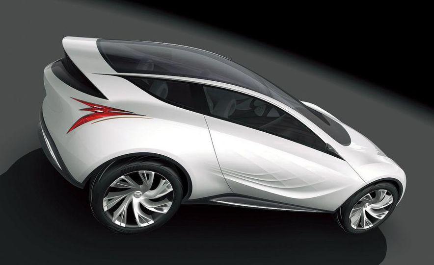 Mazda Kiyora / Mazda 1 concept - Slide 40