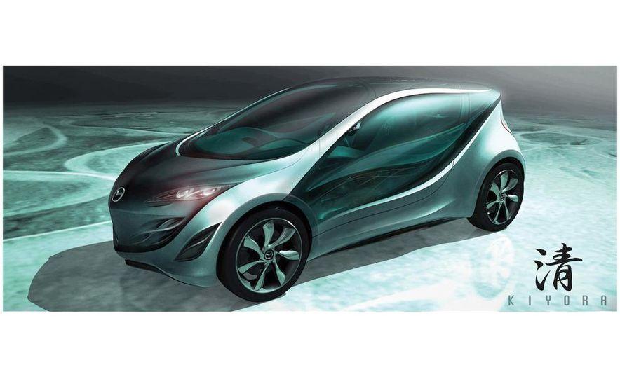 Mazda Kiyora / Mazda 1 concept - Slide 20