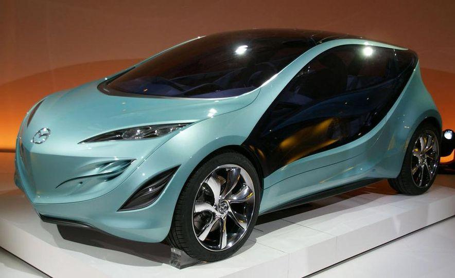 Mazda Kiyora / Mazda 1 concept - Slide 1