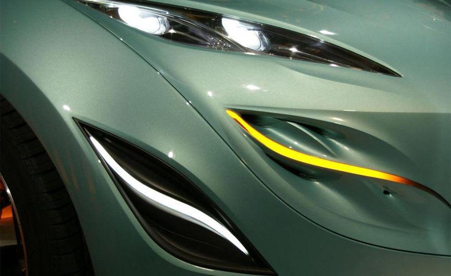 Mazda Kiyora / Mazda 1 concept - Slide 10