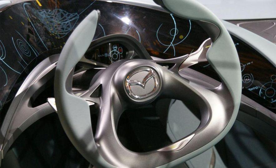 Mazda Kiyora / Mazda 1 concept - Slide 18