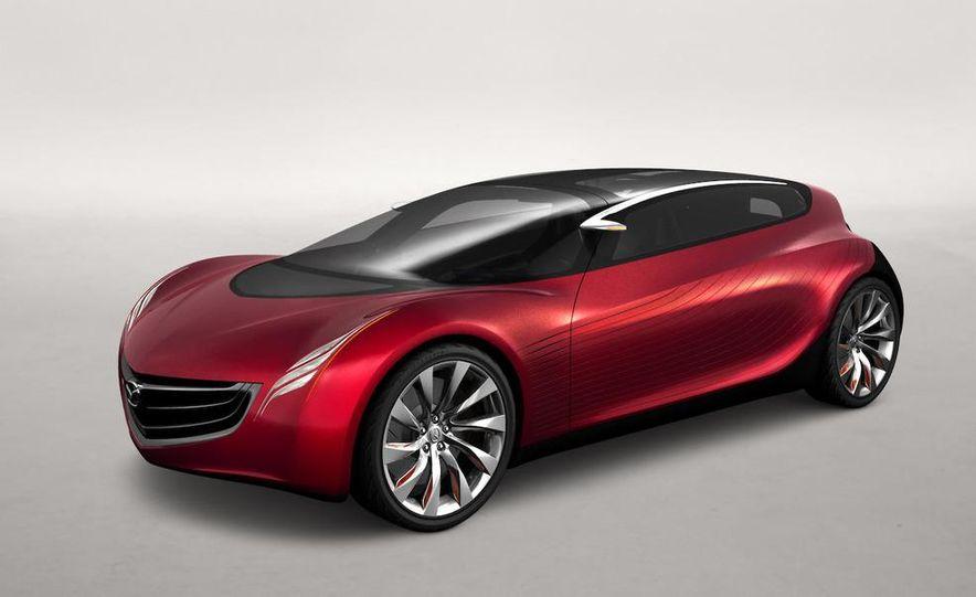 Mazda Kiyora / Mazda 1 concept - Slide 36