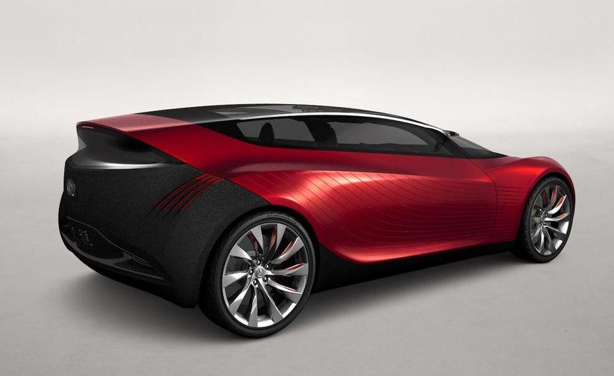 Mazda Kiyora / Mazda 1 concept - Slide 37