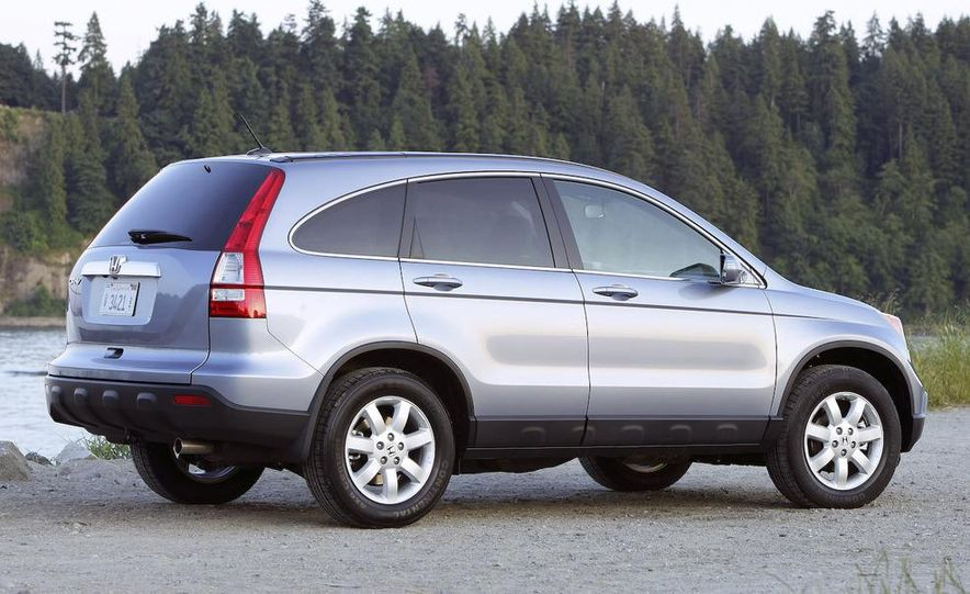 2009 Honda CR-V EX-L - Slide 1