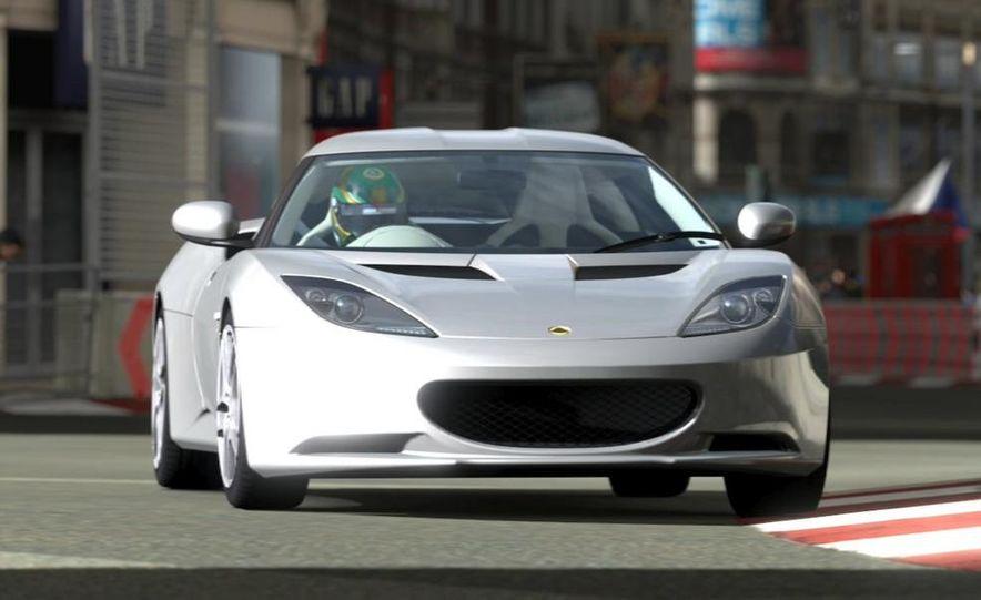 2010 Lotus Evora - Slide 10