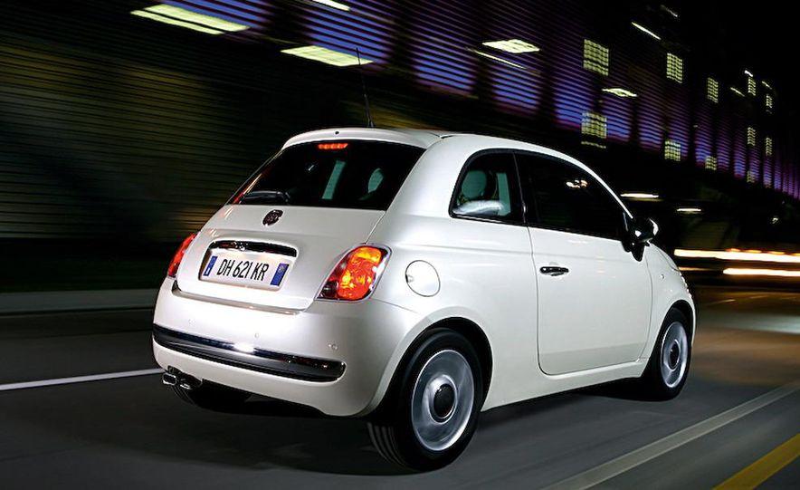 2008 Fiat 500 - Slide 4