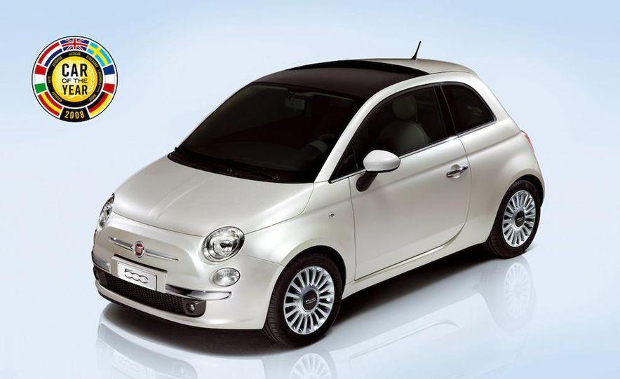 2008 Fiat 500 - Slide 8
