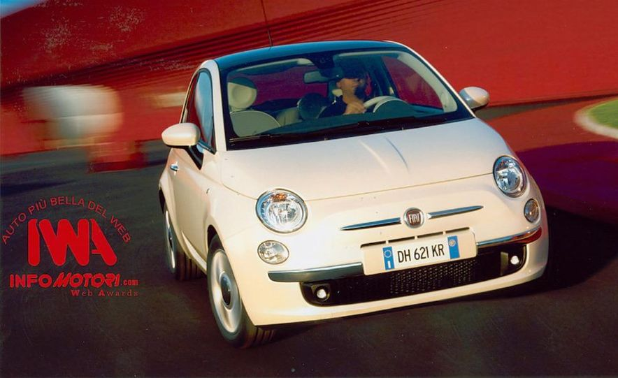 2008 Fiat 500 - Slide 10