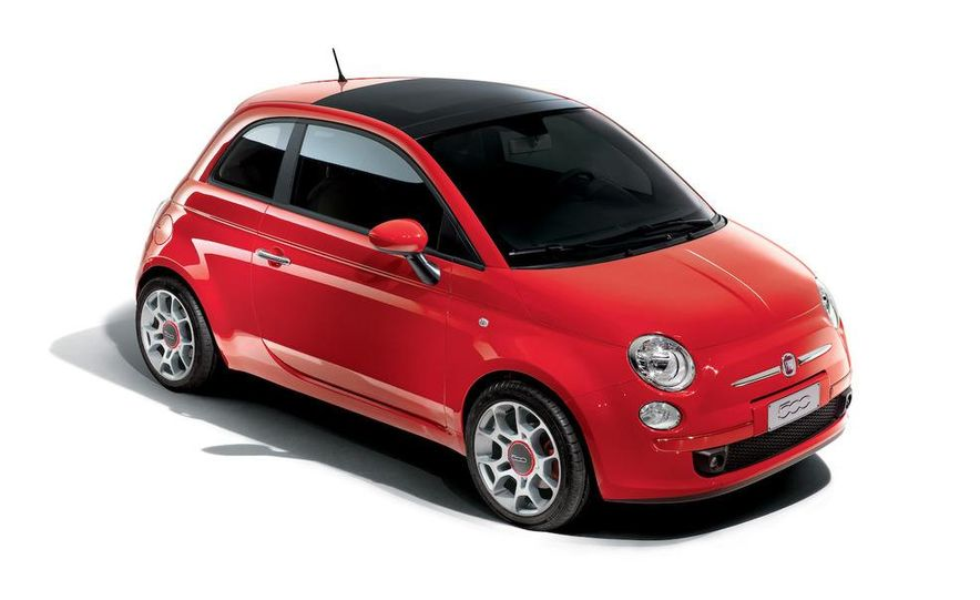 2008 Fiat 500 - Slide 11