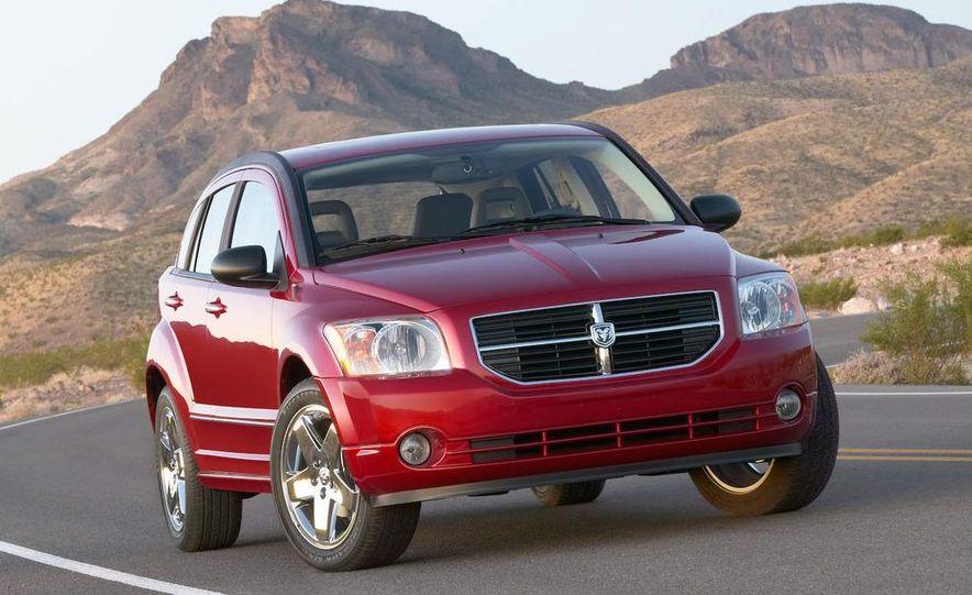 2009 Dodge Caliber - Slide 1