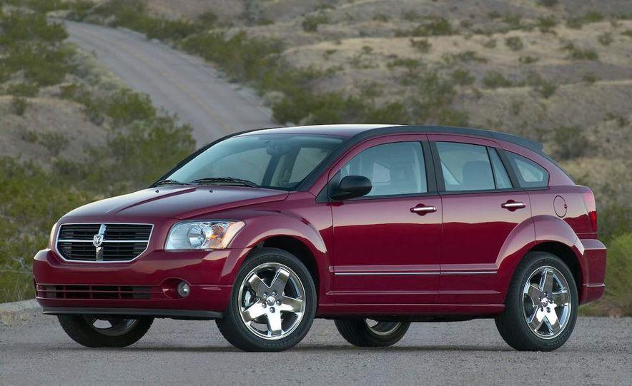 2009 Dodge Caliber - Slide 3