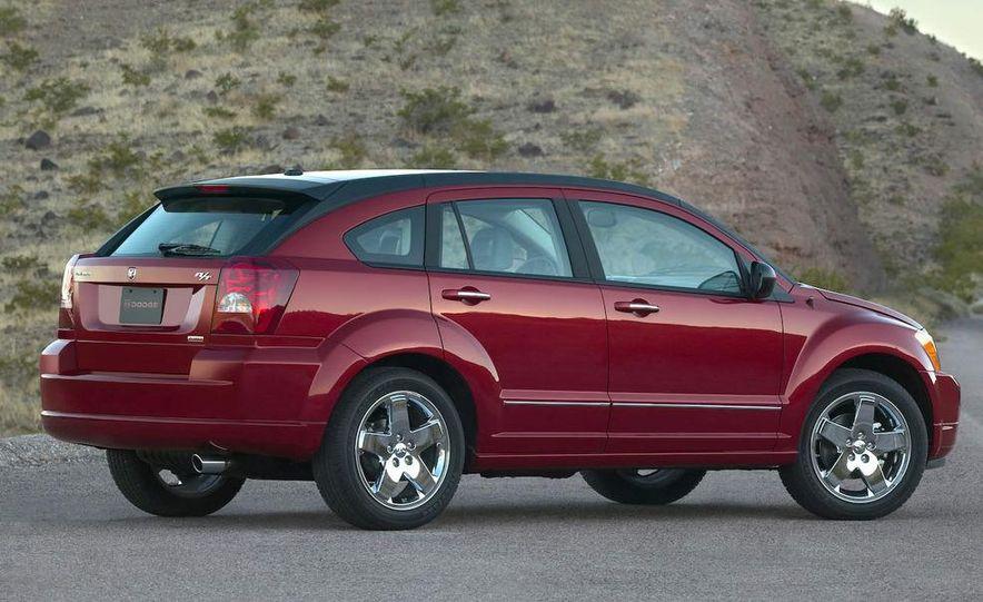 2009 Dodge Caliber - Slide 4