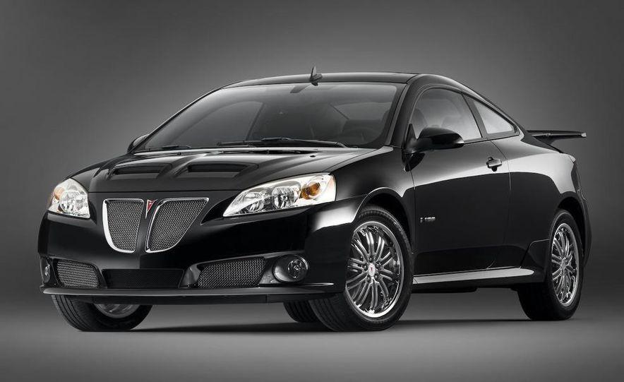 2009 Pontiac G6 GXP coupe - Slide 1
