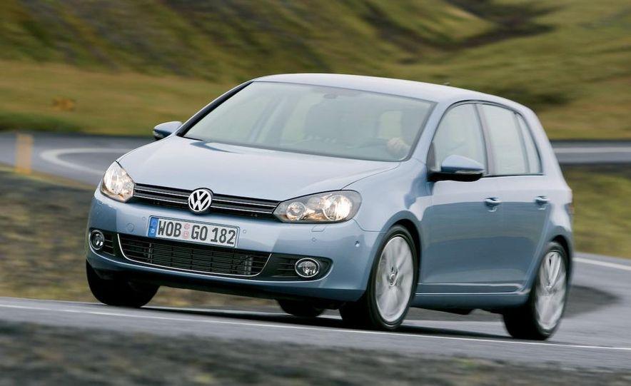 2009 Volkswagen Golf (European model) - Slide 1
