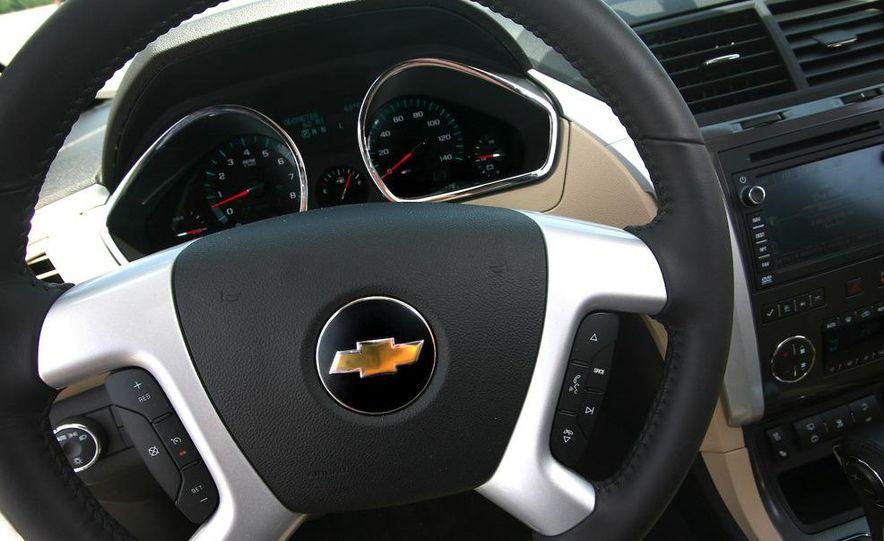 Chevrolet Orlando concept door panel - Slide 53
