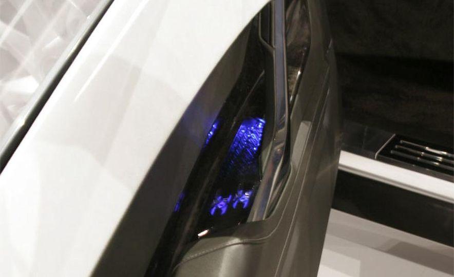 Chevrolet Orlando concept door panel - Slide 1